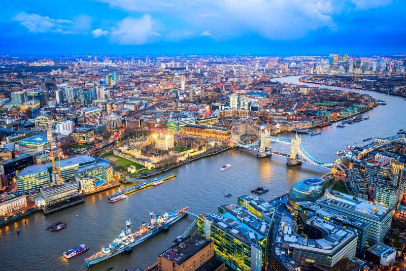 Ponticello della torretta, Londra, Regno Unito fotografia stock
