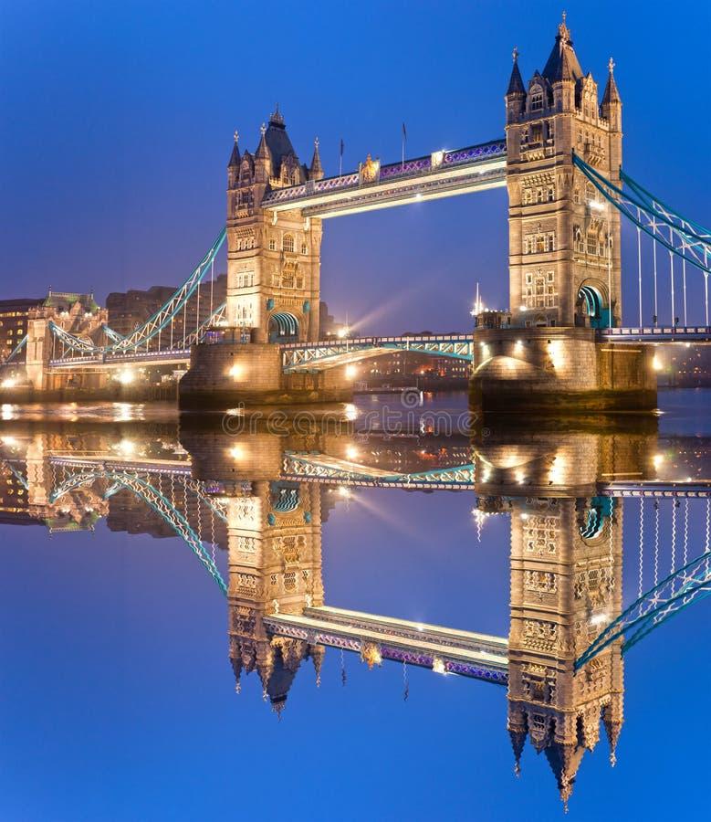 Ponticello della torretta, Londra, Regno Unito fotografie stock