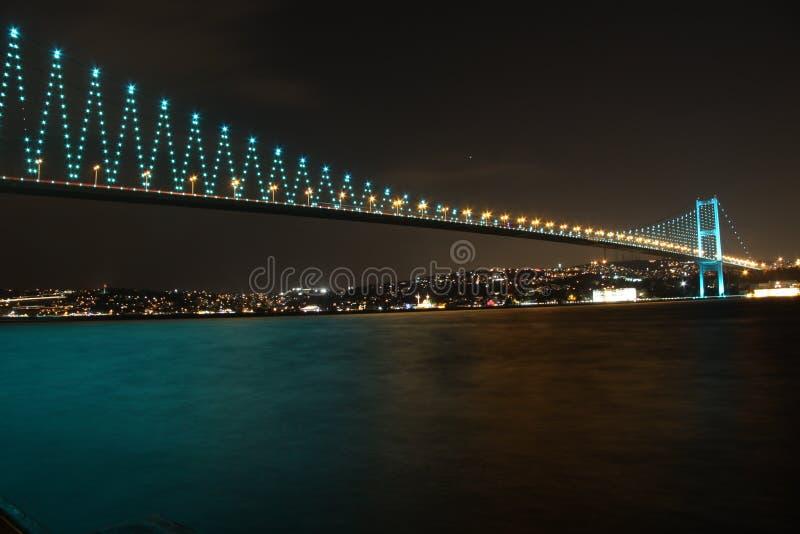 Ponticello di Bosphorus fotografie stock libere da diritti