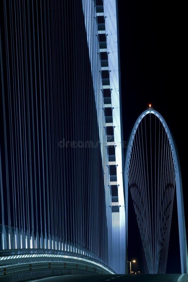 Ponticello di Calatrava immagine stock