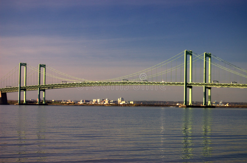 Ponticello di memoriale di Delaware immagine stock libera da diritti