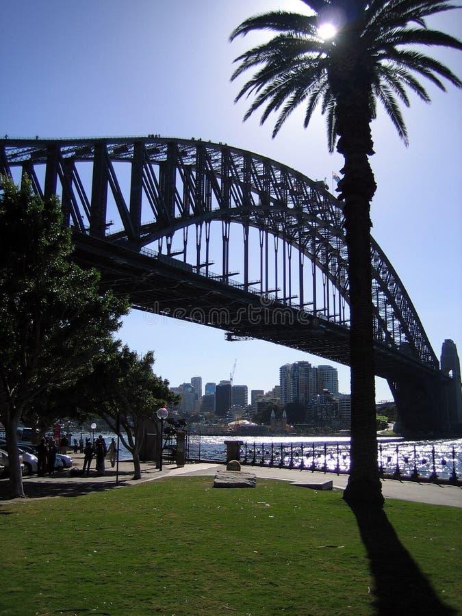 Download Ponticello Di Porto Di Sydney Immagine Stock - Immagine di sotto, ponticello: 3141179