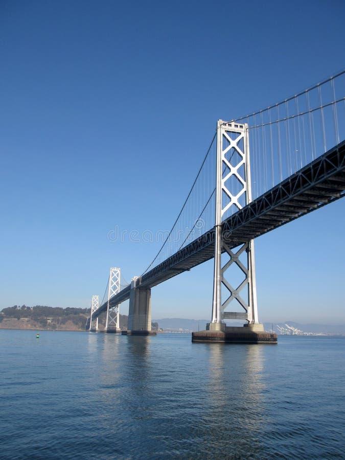 Ponticello di San Francisco Bay fotografie stock