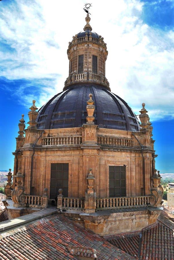 Pontifical University Of Salamanca Royalty Free Stock Photography
