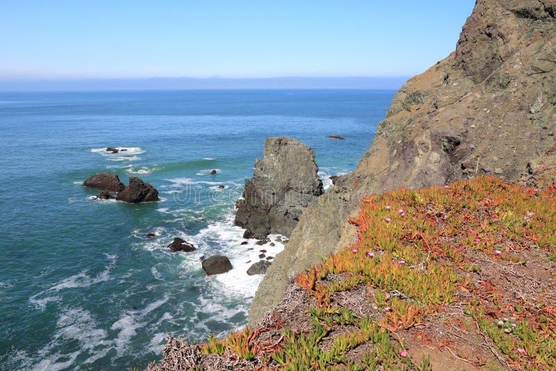 Ponto Bonita, Califórnia fotos de stock royalty free