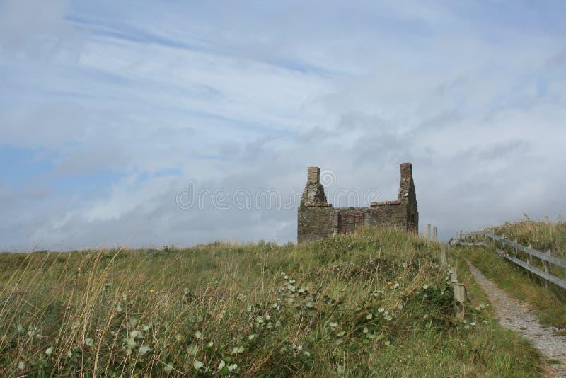 Ponto de Rosses, condado Sligo, Ireland fotografia de stock royalty free