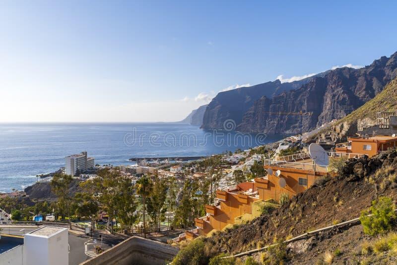 Ponto de vista em Tenerife imagens de stock royalty free