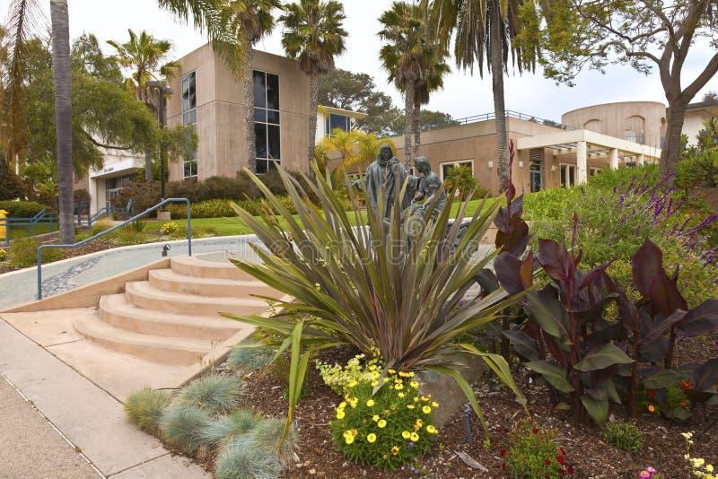 Ponto Loma Nazarene University California. imagem de stock