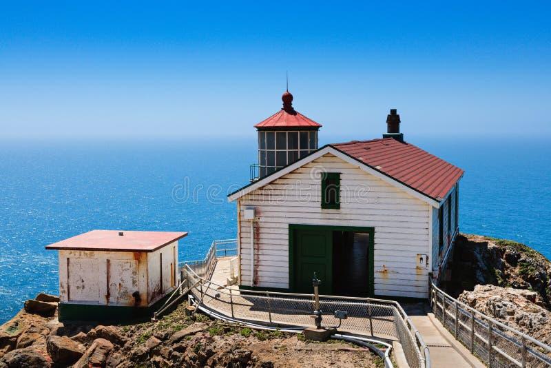 Ponto Reyes Lighthouse foto de stock royalty free