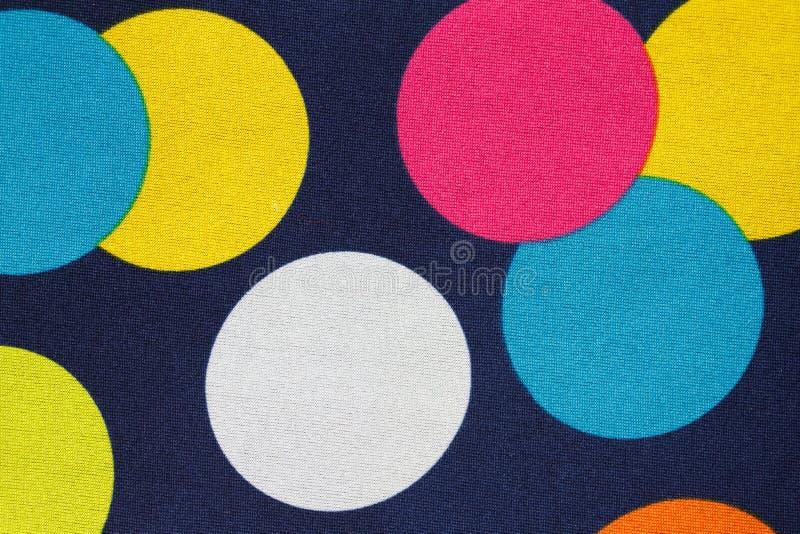 Pontos Coloridos Foto de Stock