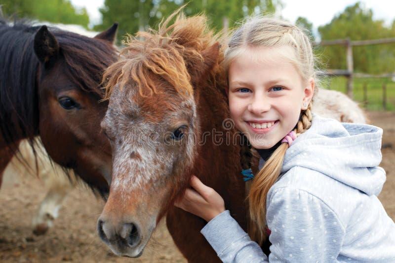 Pony Girl Stock Photos Download 7460 Royalty Free Photos