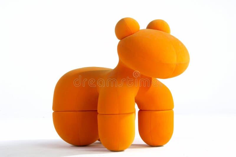 Pony-Stuhl lizenzfreie stockfotografie
