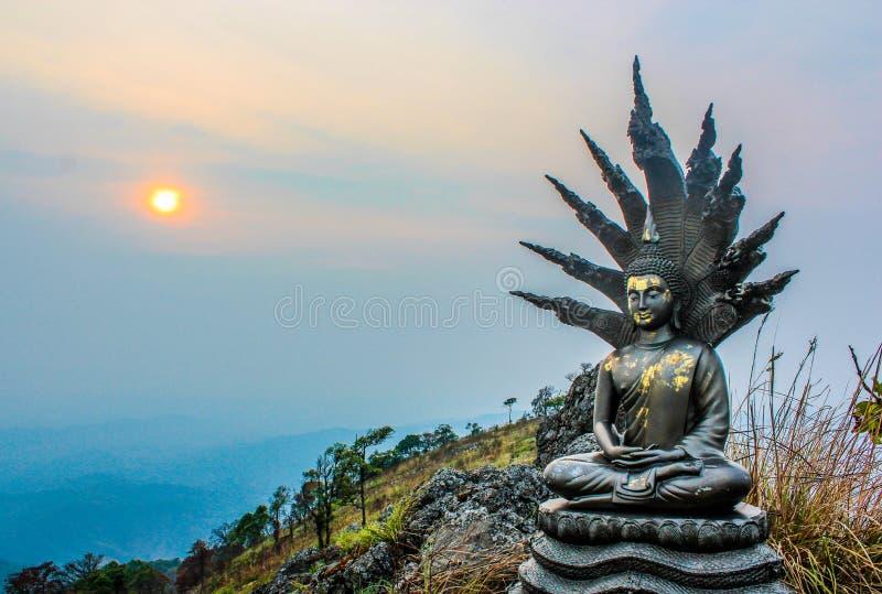 Poo Lanka góra obrazy stock