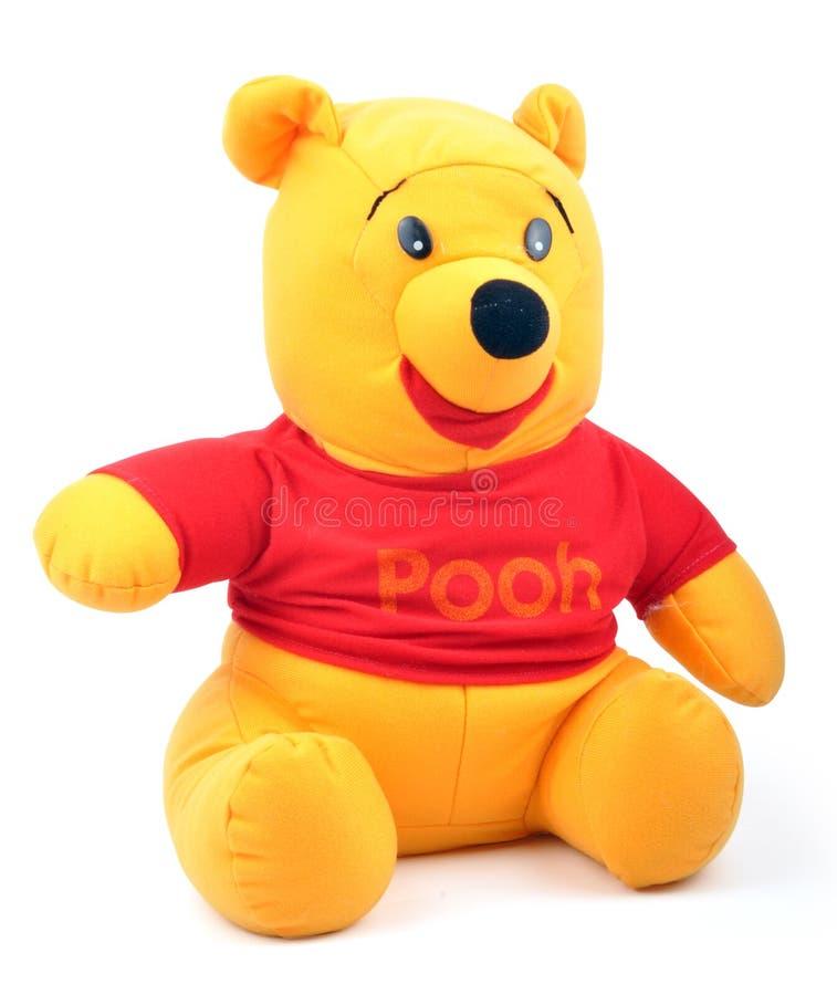 pooh стоковое фото rf
