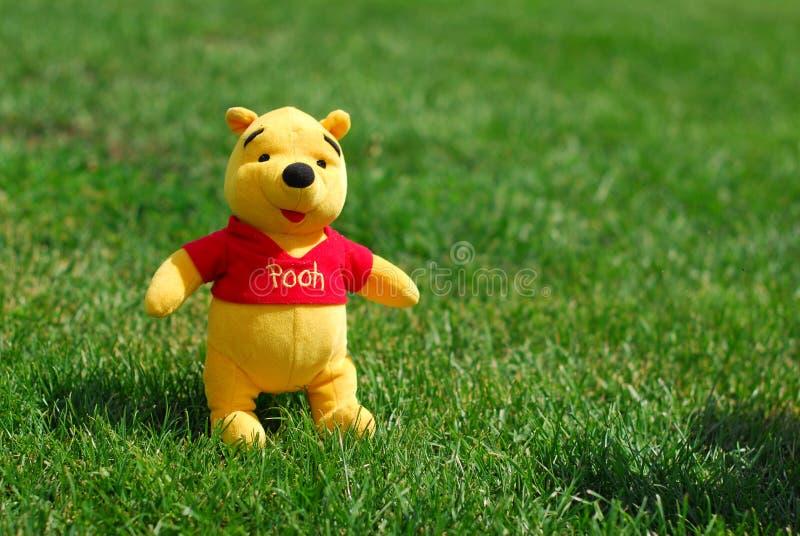 pooh winnie стоковая фотография