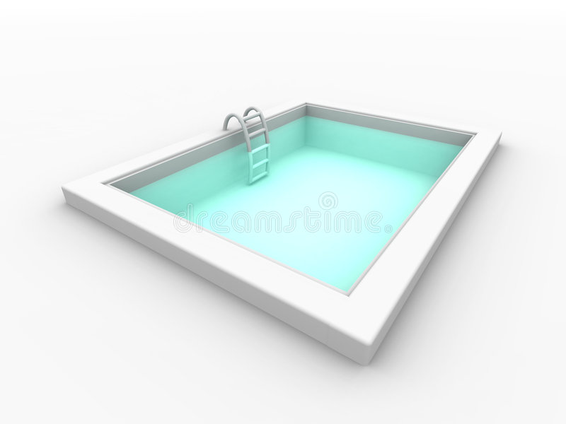 Pool 2 vektor abbildung