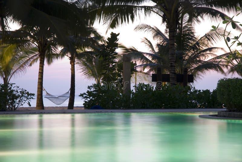 Pool stockbild