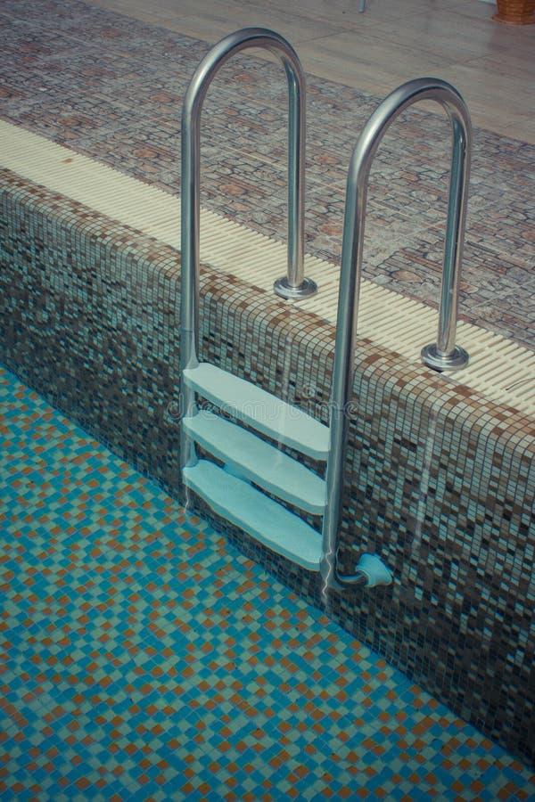 Pool3 arkivbild