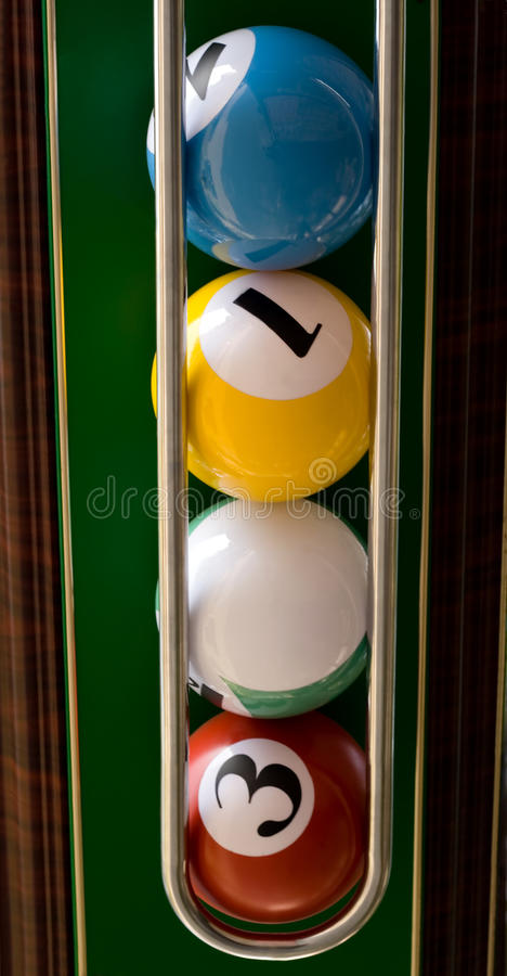 Download Pool balls stock photo. Image of leisure, assortment - 10844050