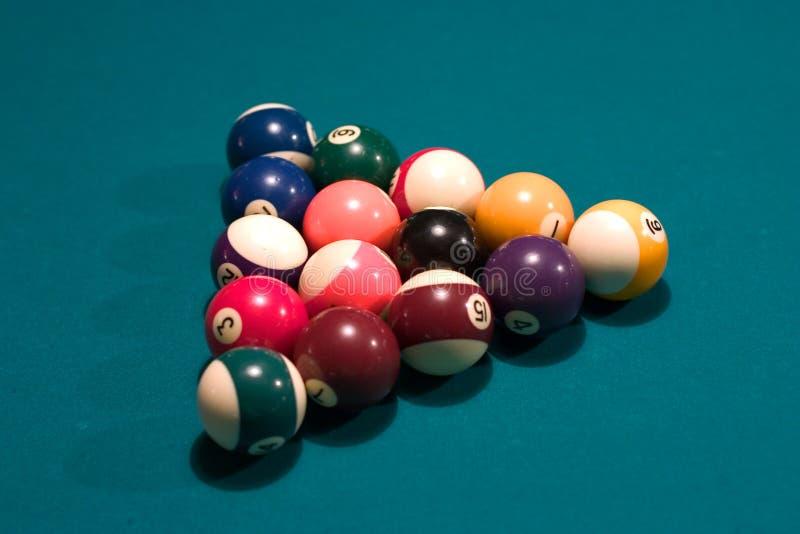 Pool Balls Free Stock Image