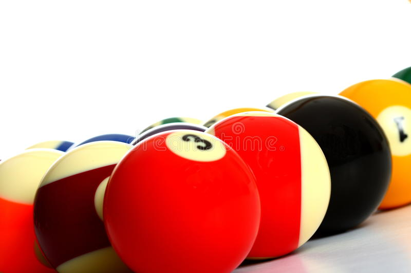 Download Pool Balls stock photo. Image of entertainment, hobby - 20162796