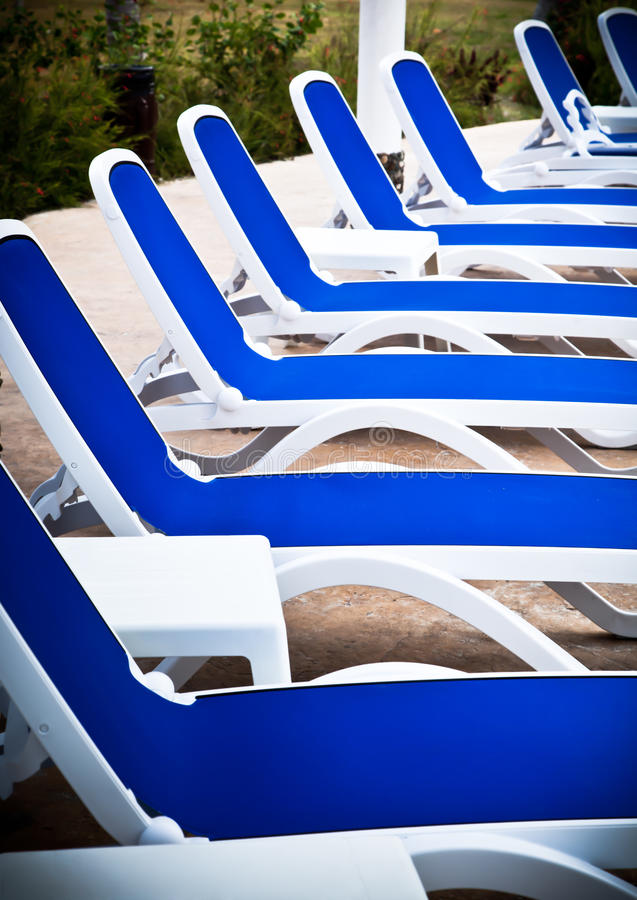 Download Pool Chairs stock image. Image of resort, tranquil, holiday - 23279109