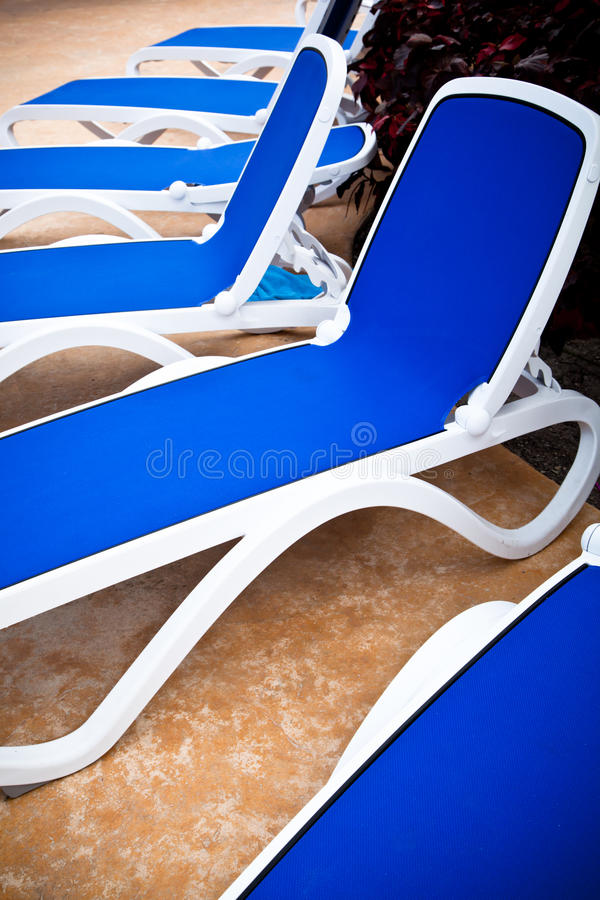 Download Pool Chairs Royalty Free Stock Image - Image: 23377116