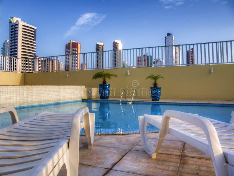 Download Pool in condominium stock photo. Image of travel, luxury - 23556148