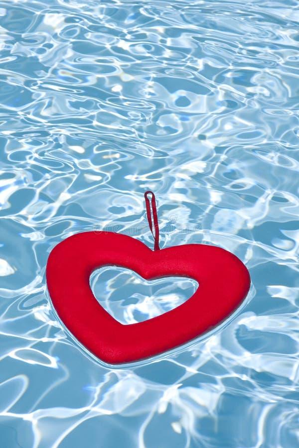 Pool fantasy stock photography