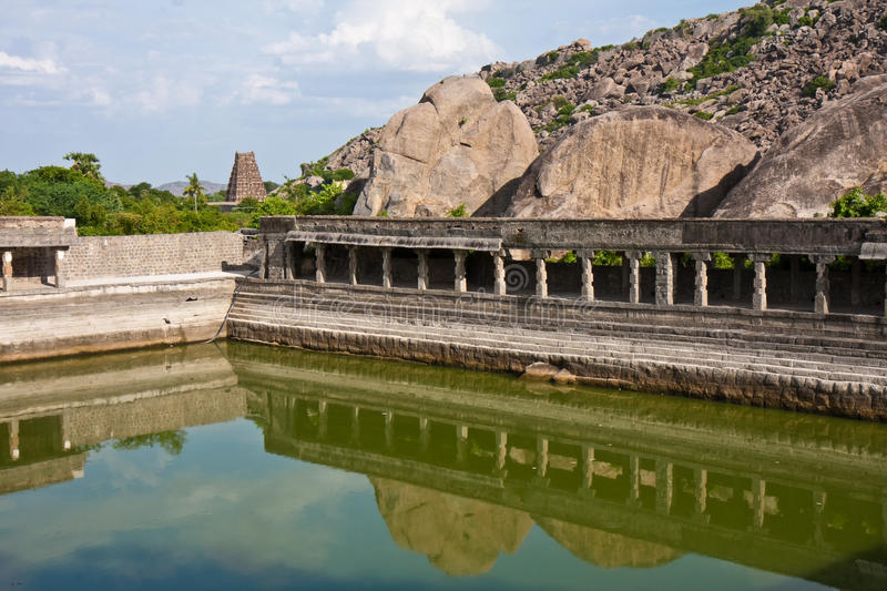 Download Pool At Gingee Fort Stock Photography - Image: 11062132