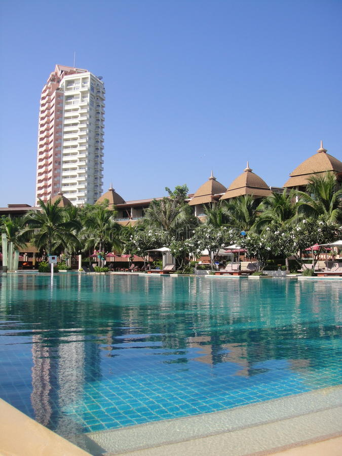 Download Pool at Hotel stock image. Image of beautiful, accommodation - 32888029