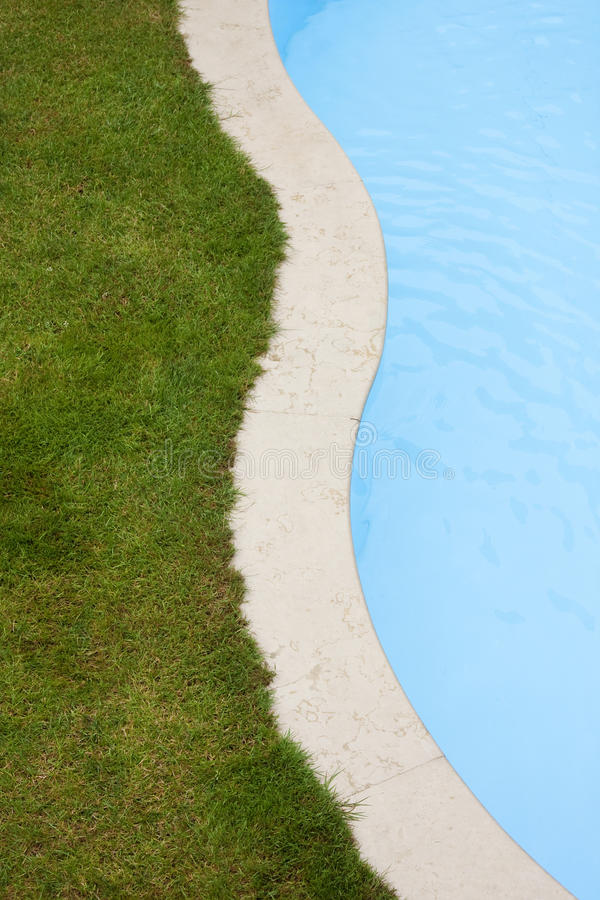 Download Pool And  Lawn Stock Photos - Image: 20004413