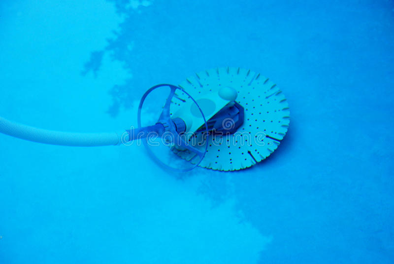 Download Pool Leaf Cleaner stock image. Image of cleaning, clean - 11349569