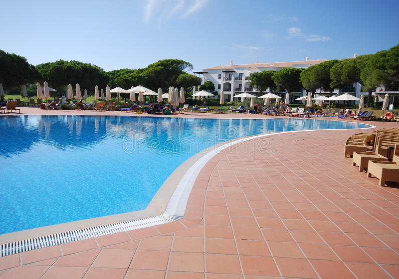 Download Pool In Luxury Hotel Royalty Free Stock Photo - Image: 11607525