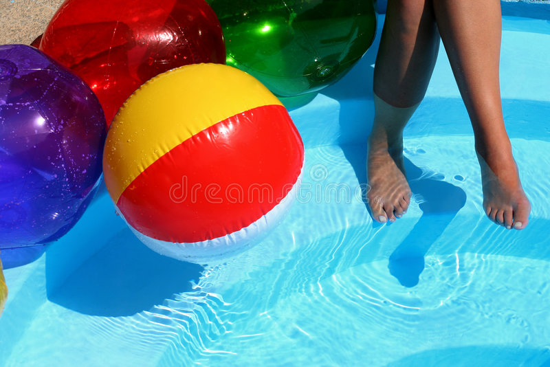 Pool Scenic stock images
