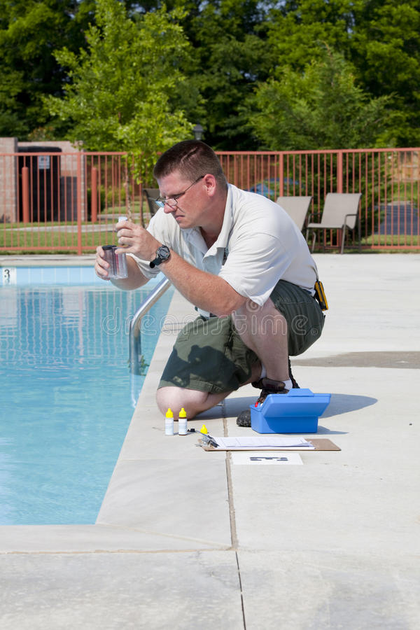 Download Pool Service stock image. Image of alkalinity, sanitary - 9646125