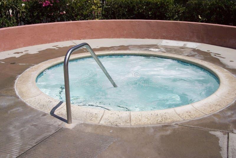 Pool Spa 2 stock image