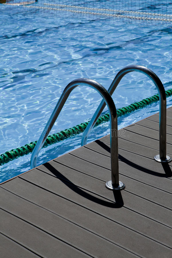Download Pool stairs stock photo. Image of poolside, bright, pool - 25936078