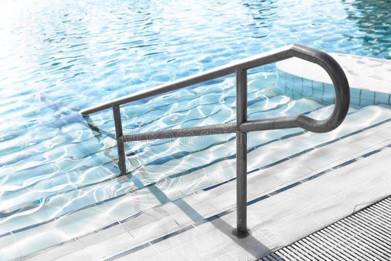 Pool Steps Stock Photo Image Of Sunlight Light Moisture 41414644