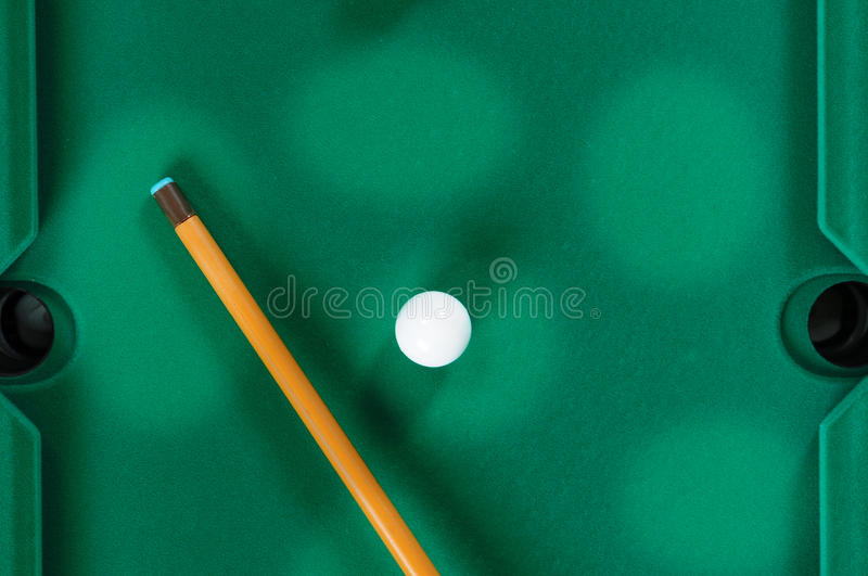 Download Pool Table. Stock Images - Image: 18175684