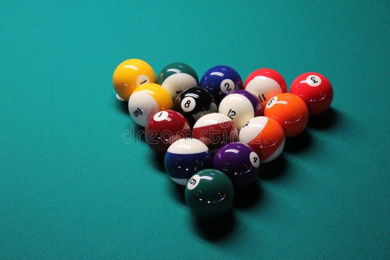 Download Pool Table, Pool Balls stock photo. Image of action, ball - 33215754