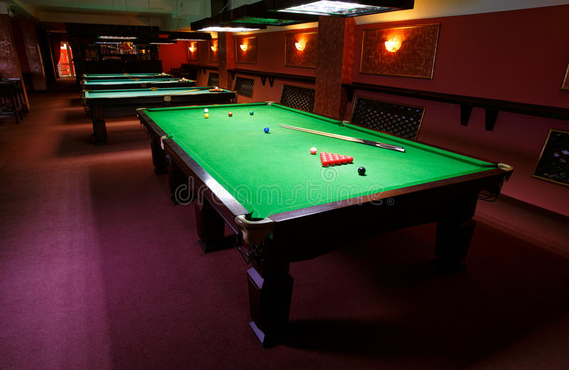 Download Pool Table Set Up For Game Stock Image - Image of entertainment table & Pool Table Set Up For Game Stock Image - Image of entertainment ...