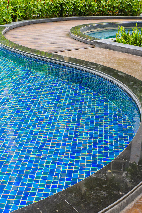 Download Pool And Walkway Royalty Free Stock Photo - Image: 25075845