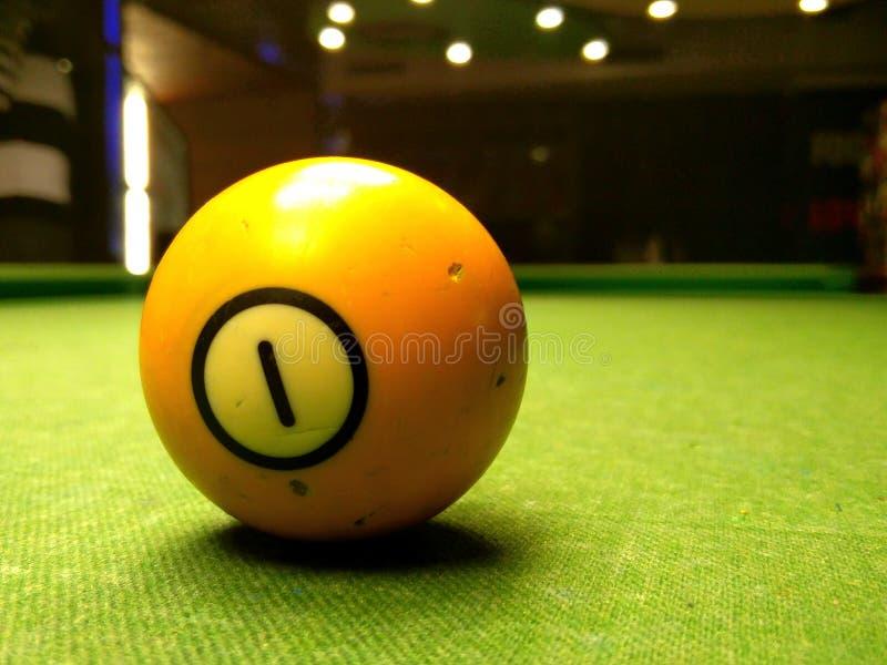Poolball stockfotografie