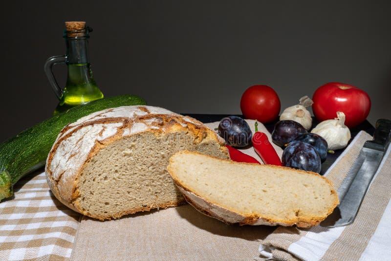 Pools brood op een lijst van het land stock foto