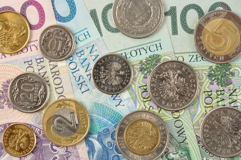 Pools geld royalty-vrije stock afbeeldingen