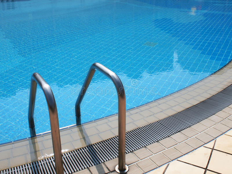 Download Poolside stock image. Image of handle, swimming, clean - 11343363