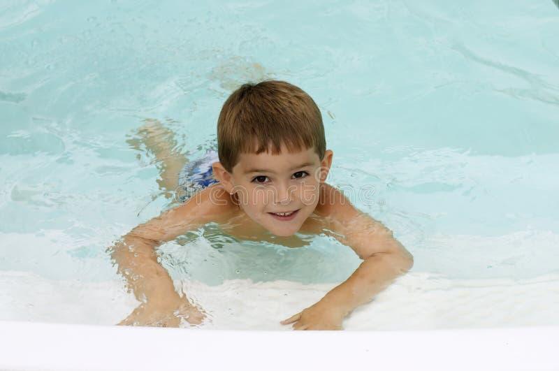 poolside arkivfoton