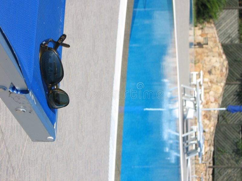 Download Poolside arkivfoto. Bild av poolside, vatten, semester - 279124