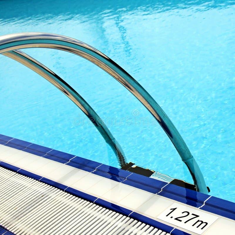 poolside obraz stock